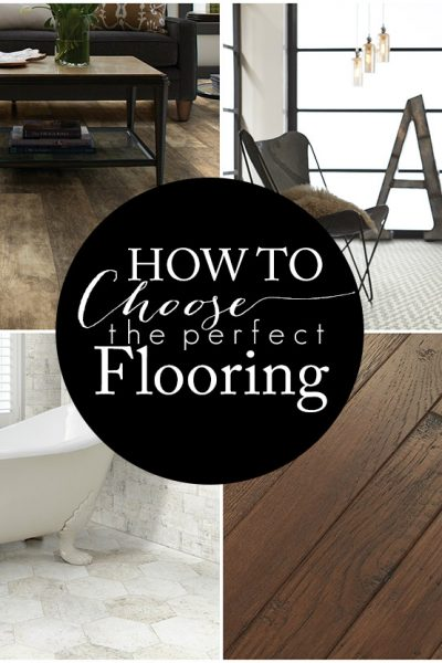 Choosing the right floor for each room in your house is an important decision. This guide will walk you through different options on How to Choose the perfect flooring for you.