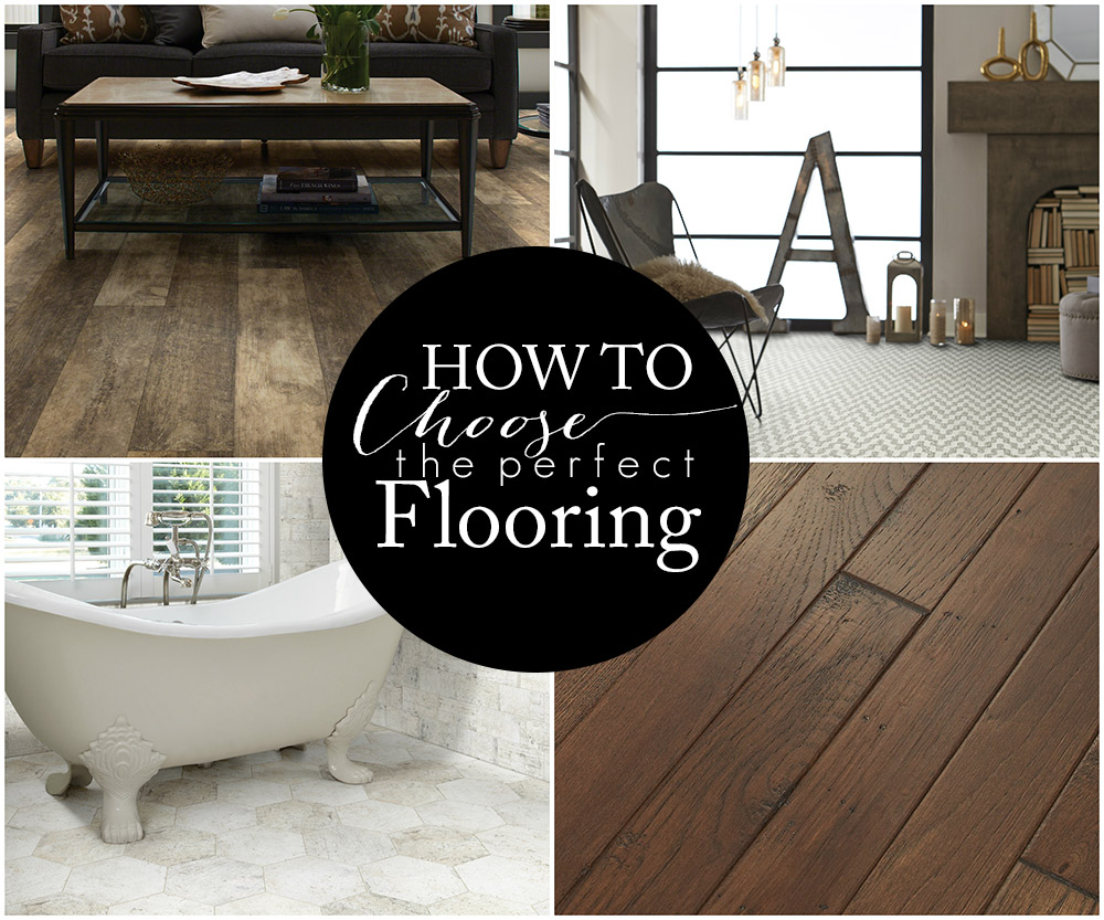 Choosing the right floor for each room in your house is an for How to choose flooring for your home