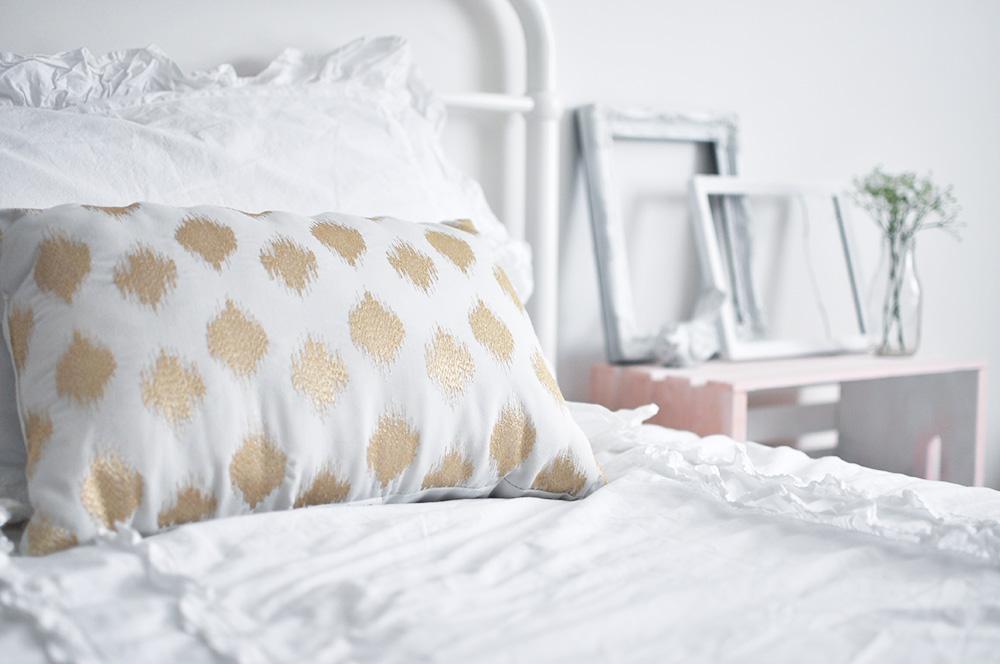 Feminine Vintage Chic Bedroom for a Big Girl - Cherished Bliss