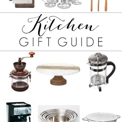The perfect Kitchen Gift Ideas