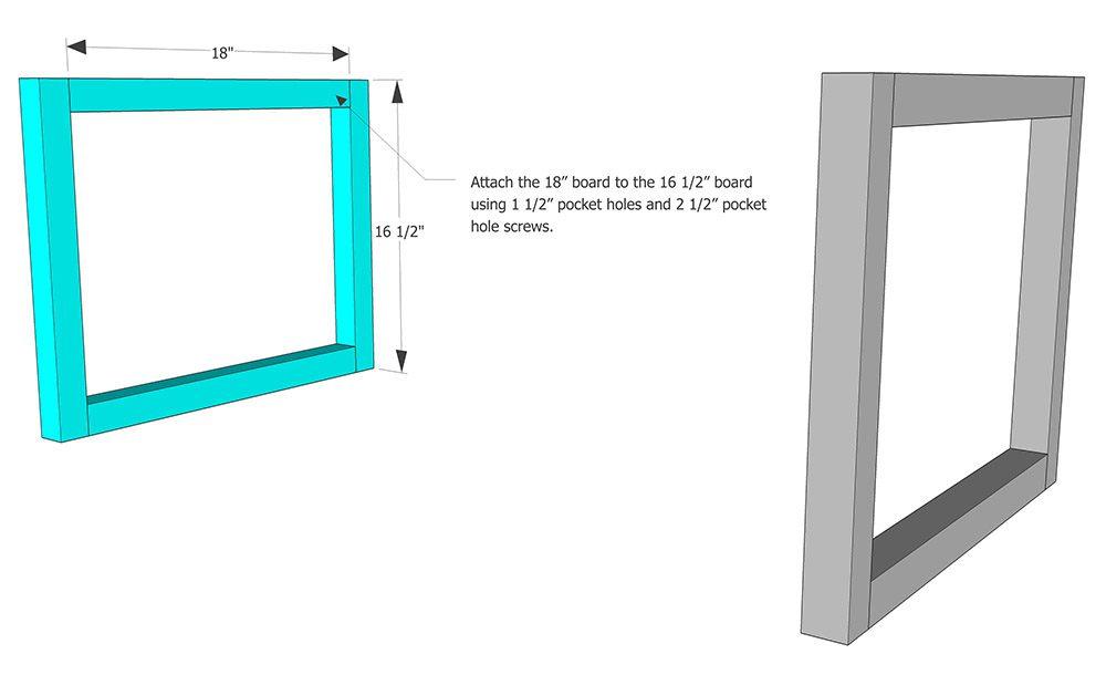 step-1-assemble-sides