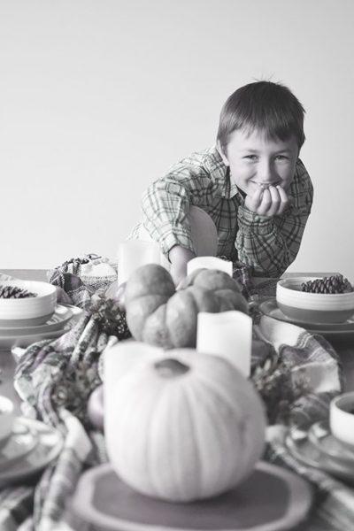 Thanksgiving Preparations