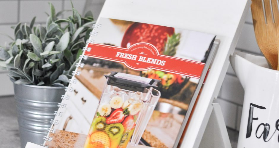 Foldable Recipe Stand Free Plans