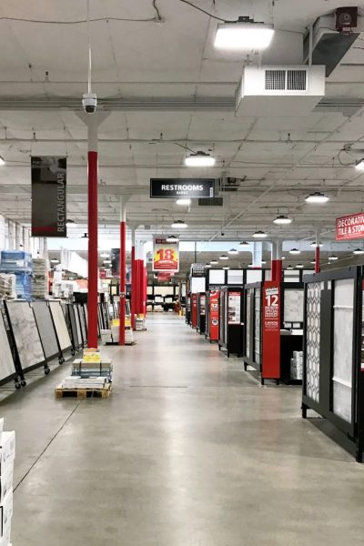 Budget Friendly flooring options | Floor & Decor Store Tour