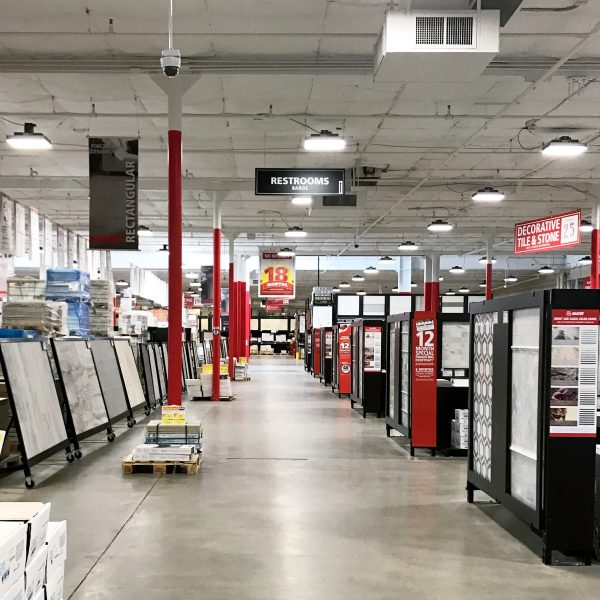 Budget Friendly Flooring | Floor and Decor Store Tour