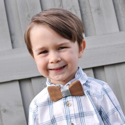 DIY Wooden Bow Tie Tutorial | Photo Prop
