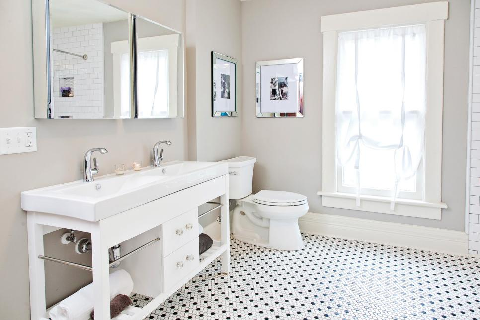 How To Design The Perfect Farmhouse Bathroom 3 Ways Cherished Bliss