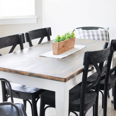 Simple Summer Dining Room Tour