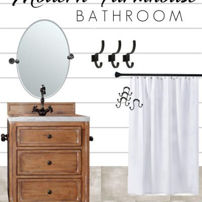 Small Bathroom Makeover Design Plans