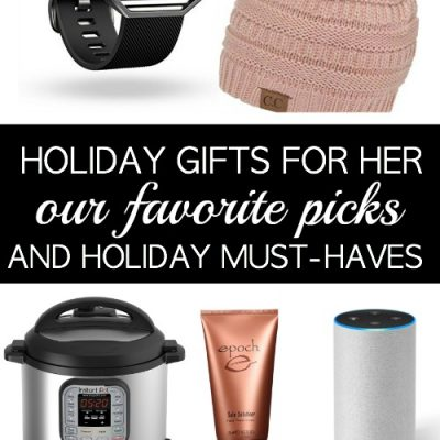 Holiday Must Haves Shopping Guide