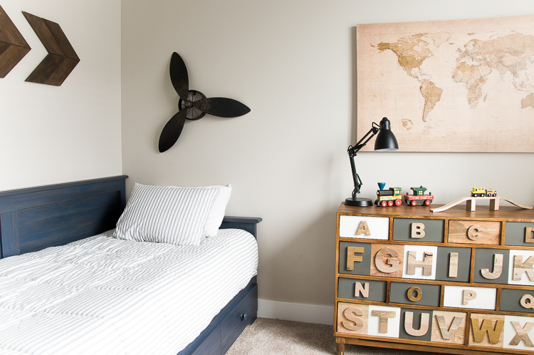 Every Little Boy Needs A Bedroom At Some Point Or Another And This Navy