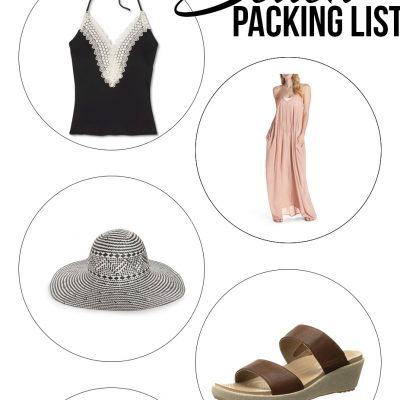 10 Must Haves for Your Beach Packing List