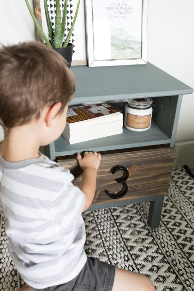 Ikea Tarva Nightstand Hack – An Easy Tutorial