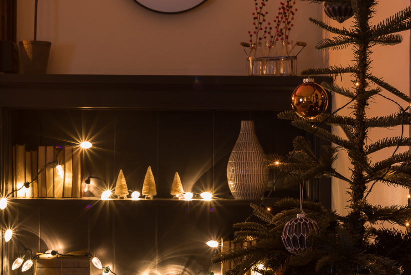 Welcome to our Christmas Home, come on in and see these 20 homes twinkling in the night!