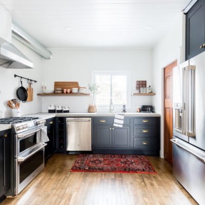 Rustic Modern Kitchen Renovation