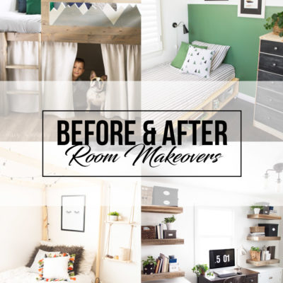 6 Room Makeovers from Stacy Risenmay