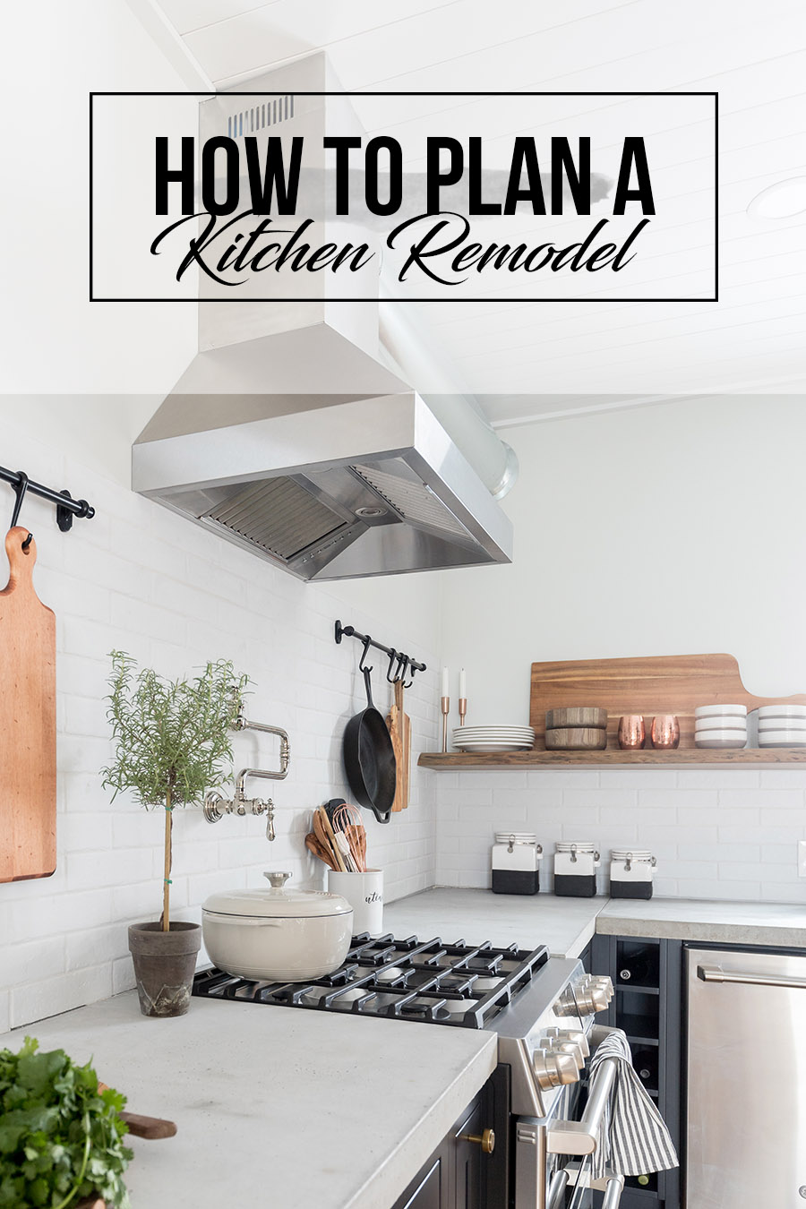 How To Plan A Kitchen Remodel Cherished Bliss