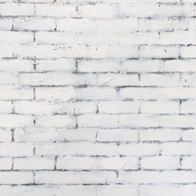 How to Paint an Industrial Faux Brick Wall