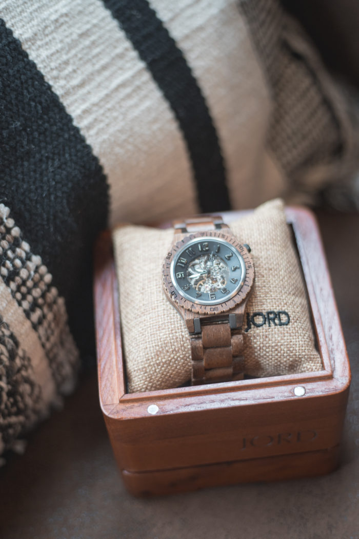 The Dover - Wooden Watches from Jord