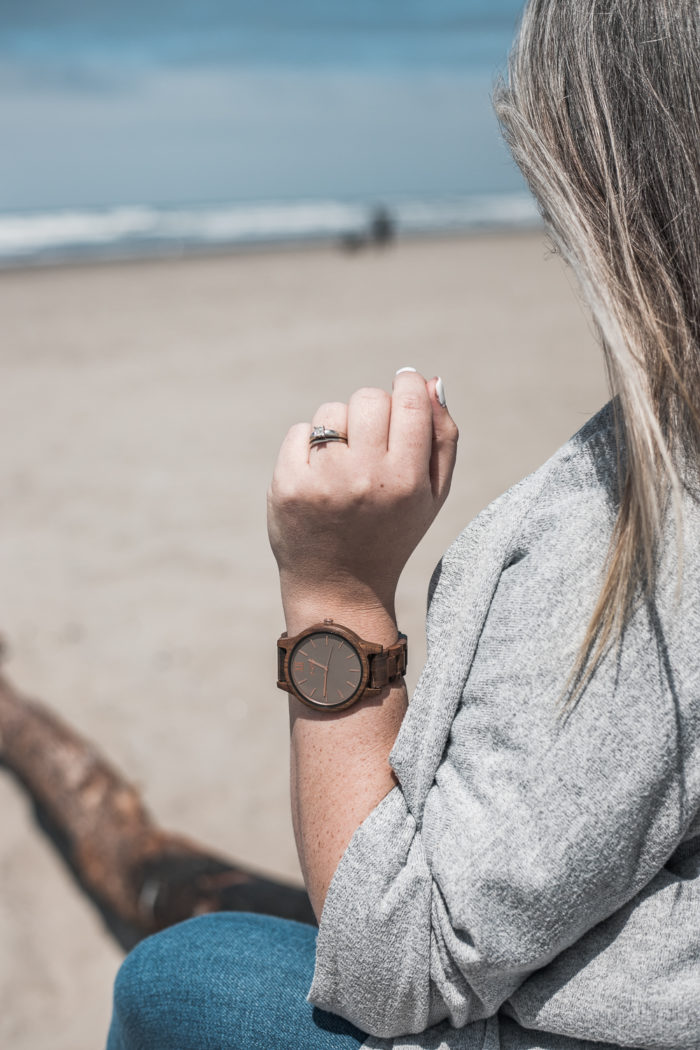 The Frankie - Wooden Watches from Jord