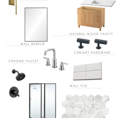 Clean & Simple Bathroom Design Plans|PURPLE Drywall