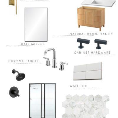 Clean & Simple Bathroom Design Plans|PURPLE Drywall