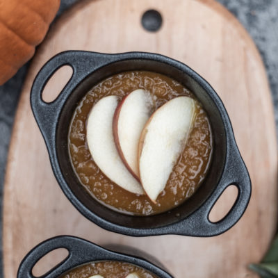 Instant Pot Pumpkin Applesauce Recipe