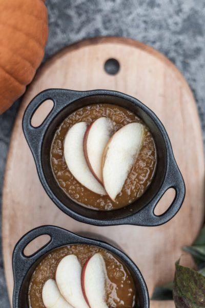 Instant Pot Pumpkin Applesauce-5