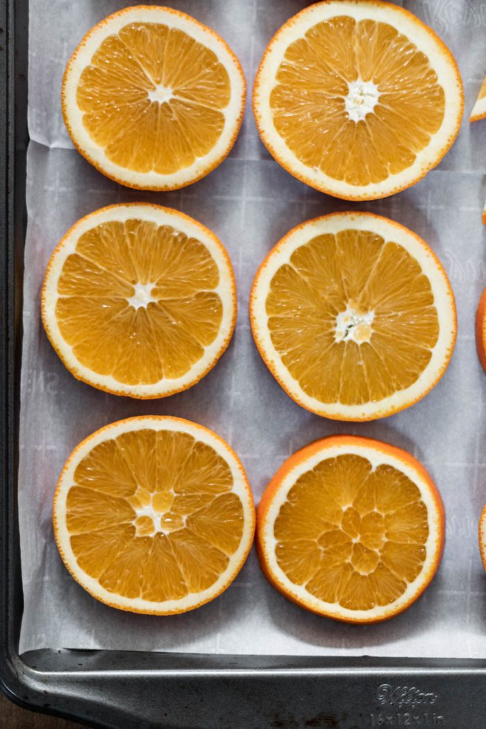 How to Dehydrate Oranges in the Oven.