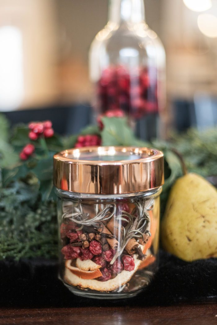 Christmas Potpourri Christmas Gift Idea.