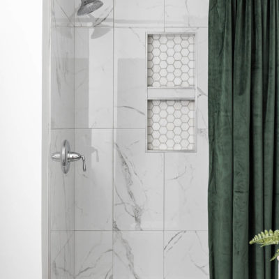Small Bathroom Renovation | Classic Bathroom Design