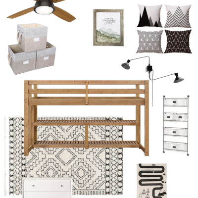 Boy's Small Bedroom Design & Decor Ideas