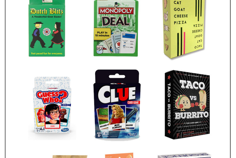 9 Card Games for Kids