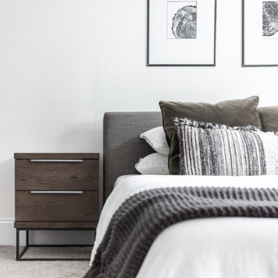 How to Make a Bed - Cozy Minimalist Style
