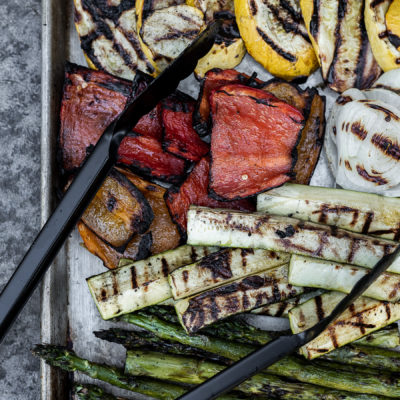 How to Grill Vegetables - Summer Recipe