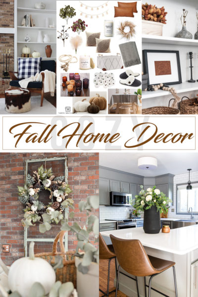 cozy fall home decor ideas