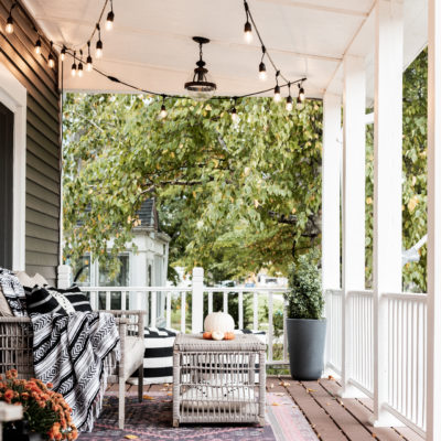 Easy Fall Porch Decor Ideas Anyone Can Do