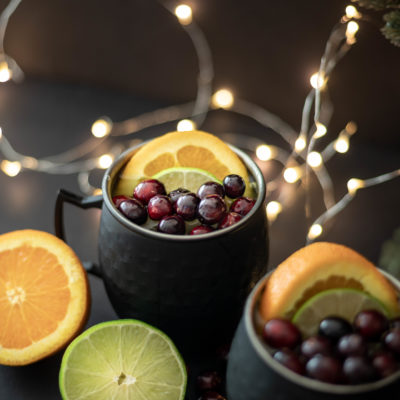 Orange Moscow Mule Recipe - Delicious Holiday Cocktail