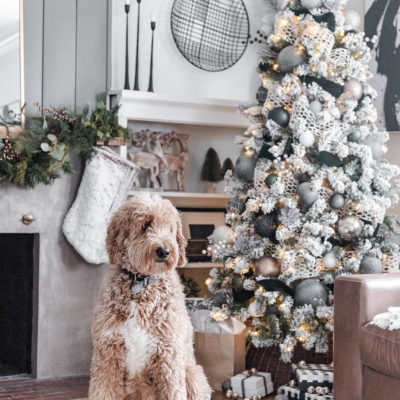 Neutral, Modern Cozy Christmas Tree Decor Ideas You'll Love
