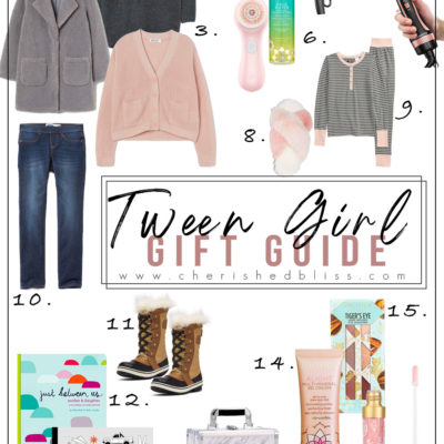 Tween Girl Christmas Gift Ideas | A Shopping Guide