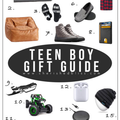 Teen Boy Christmas Gift Ideas | A Shopping Guide