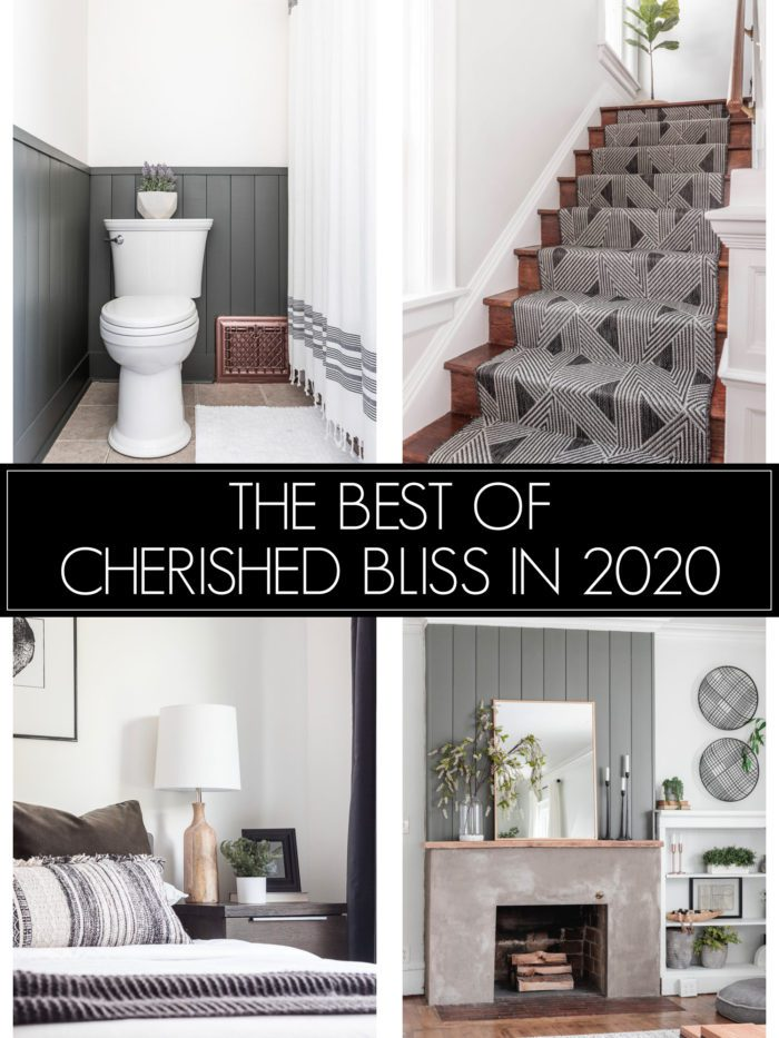 Top 10 posts in 2020 from Cherished Bliss