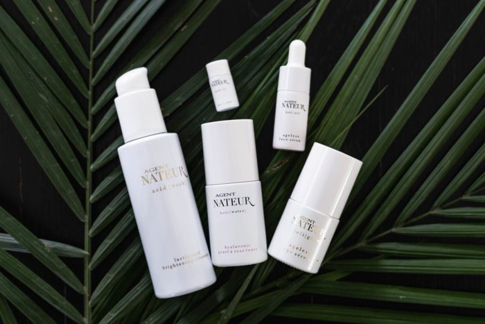Agent Nateur Skincare products sold by Poppy Avenue Clean Beauty Bar